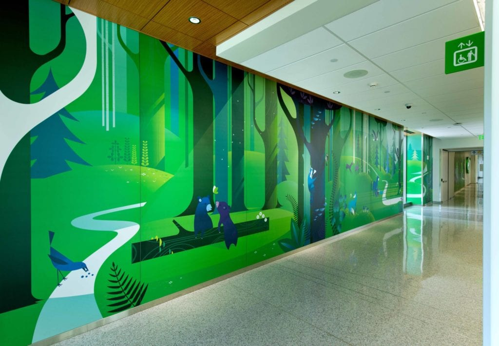 Seattle Children S Hospital Panolam Surface Systems