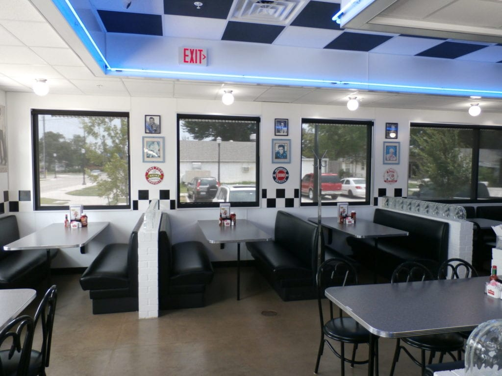 Local Diner Panolam Surface Systems