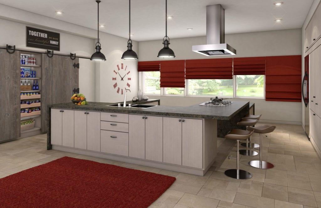 Kitchen 4 Panolam Surface Systems