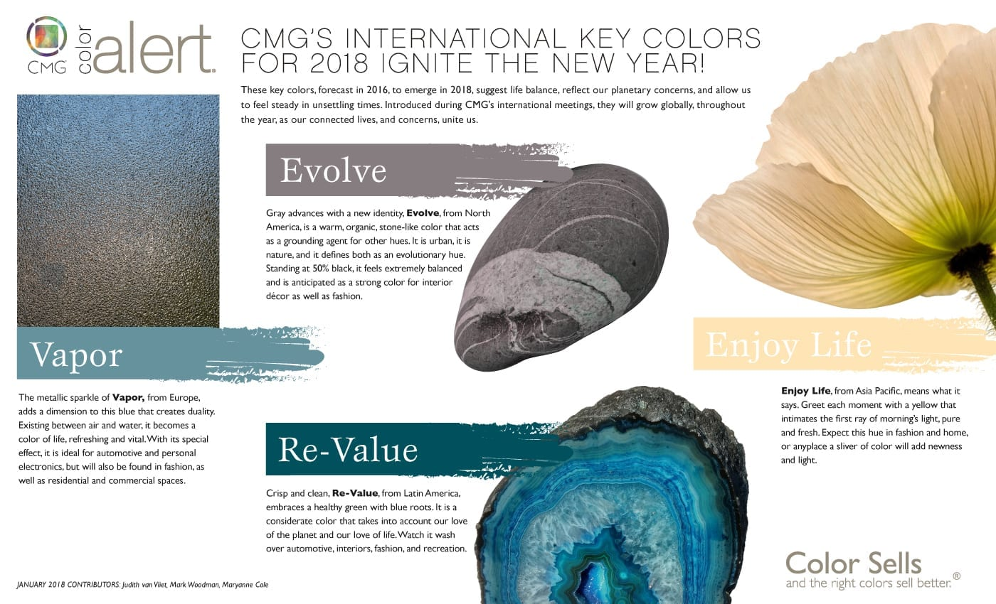 CMG Color of the Month - January 2018 | Panolam Surface Systems