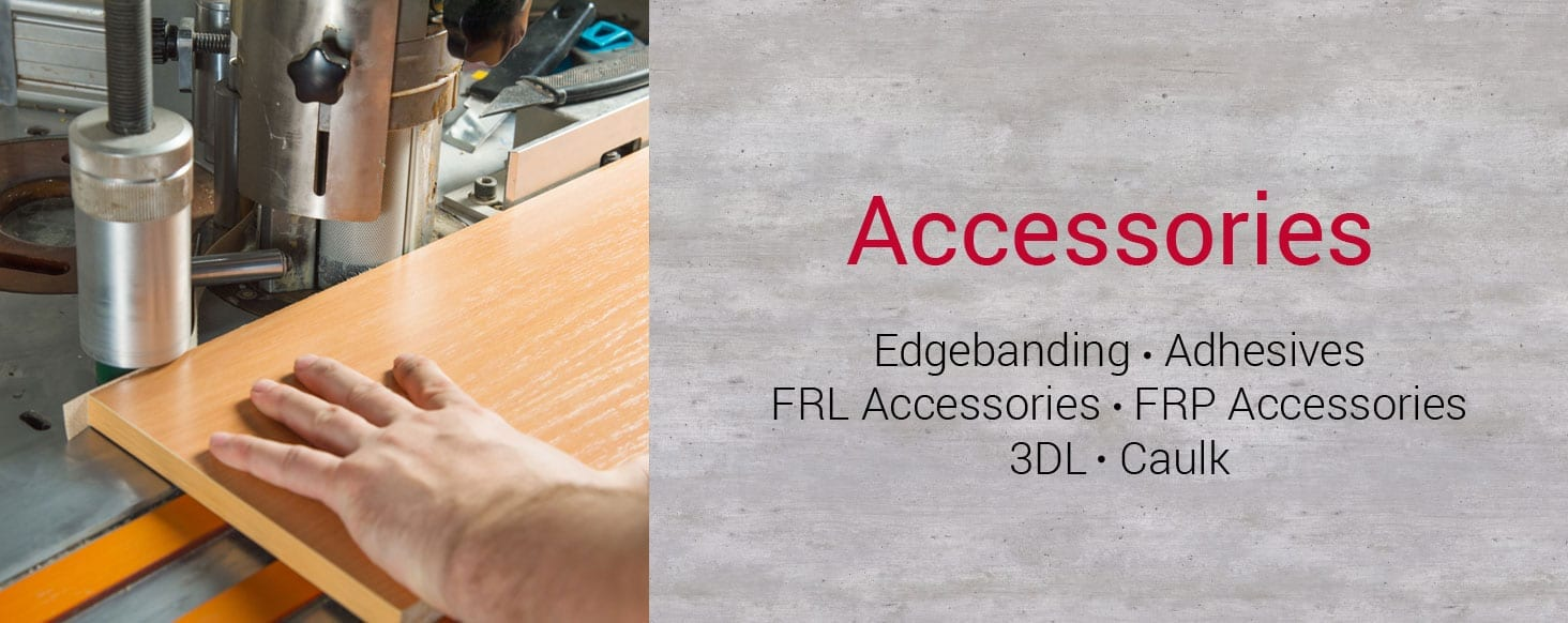 Accessories | Panolam Surface Systems
