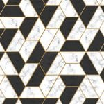 Marbled Trapezoid